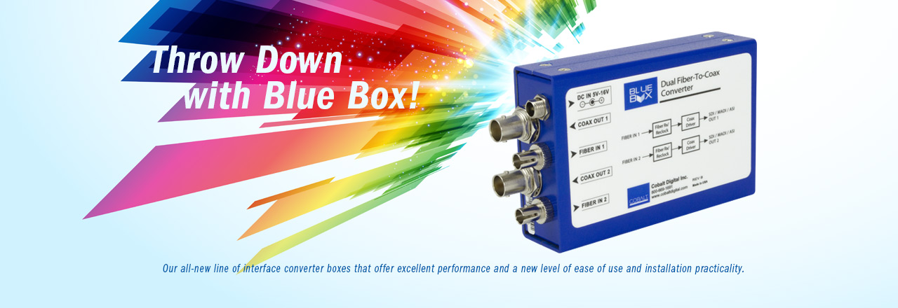 Throw Down with Blue Box