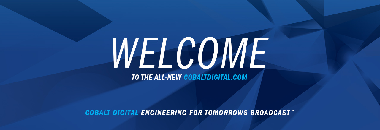 Welcome to CobaltDigital.com